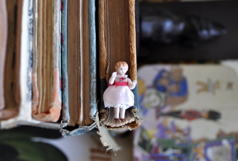 Doll's Doll No. 2 by Elmarie Wood-Callander