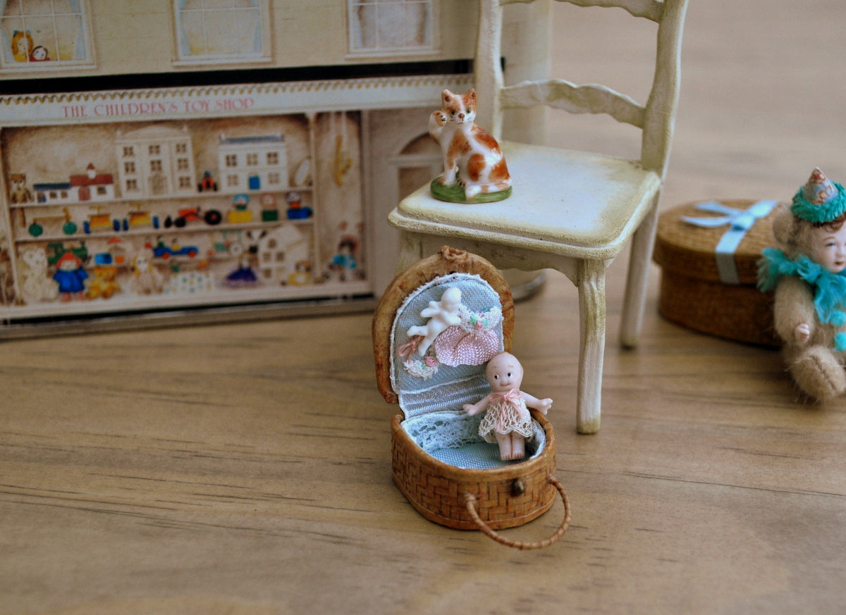 Travelling Dolly I by Elmarie Wood-Callander