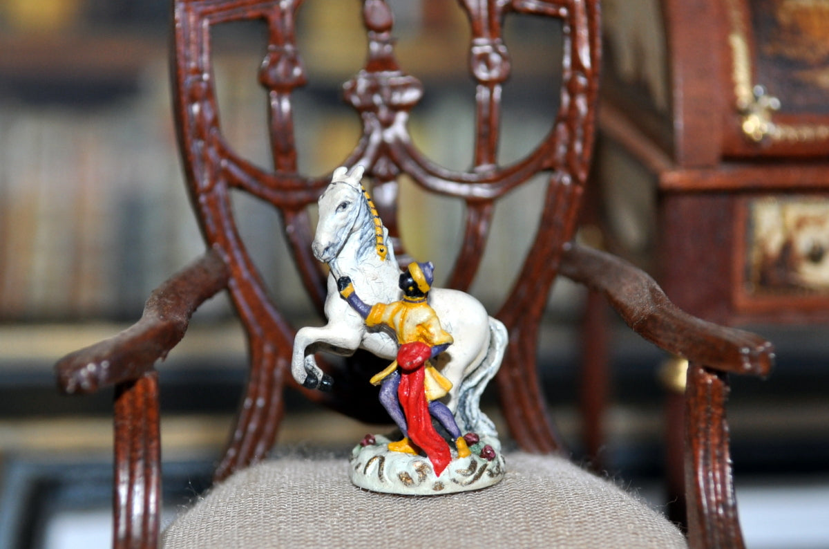ESTATE TREASURE: Goebel - Moor with Horse by Robert Olszewski