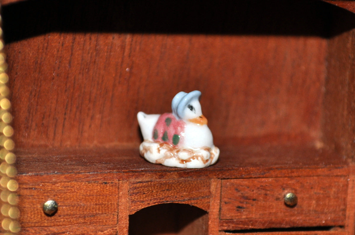 Storybook Character Figurine # 7 by Elmarie Wood-Callander