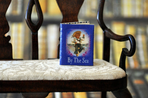 ESTATE TREASURE: Fully Printed Vintage Book - By The Sea by Jean Day
