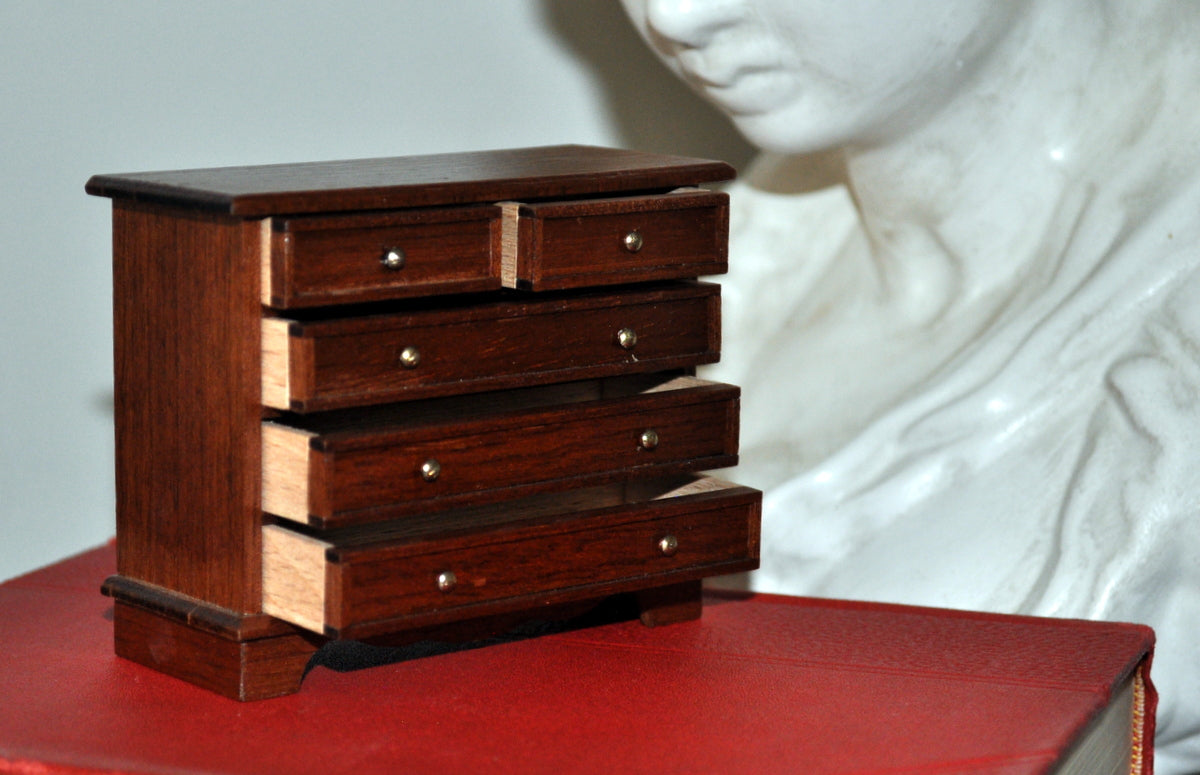 ESTATE TREASURE: Chest of Drawers by J.A. Jonker