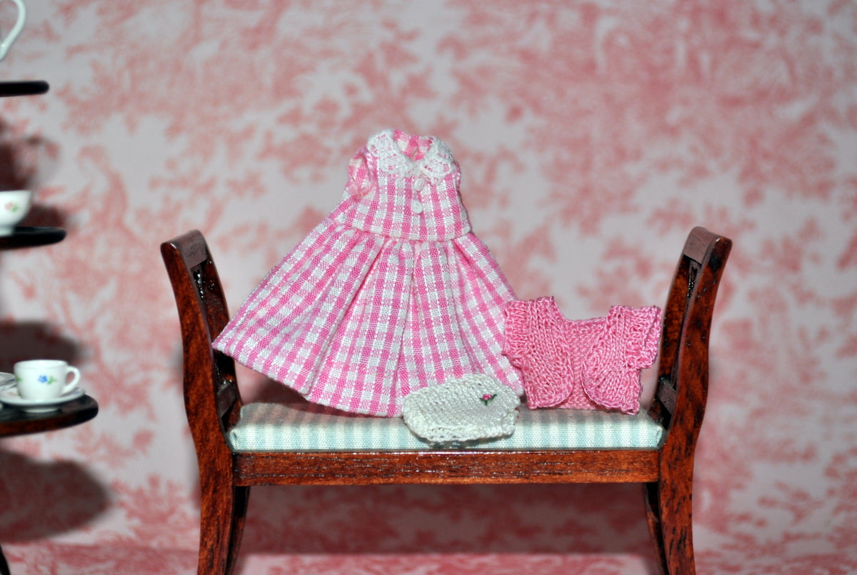 Little Girl's Dress Set # 2 by Andre Green