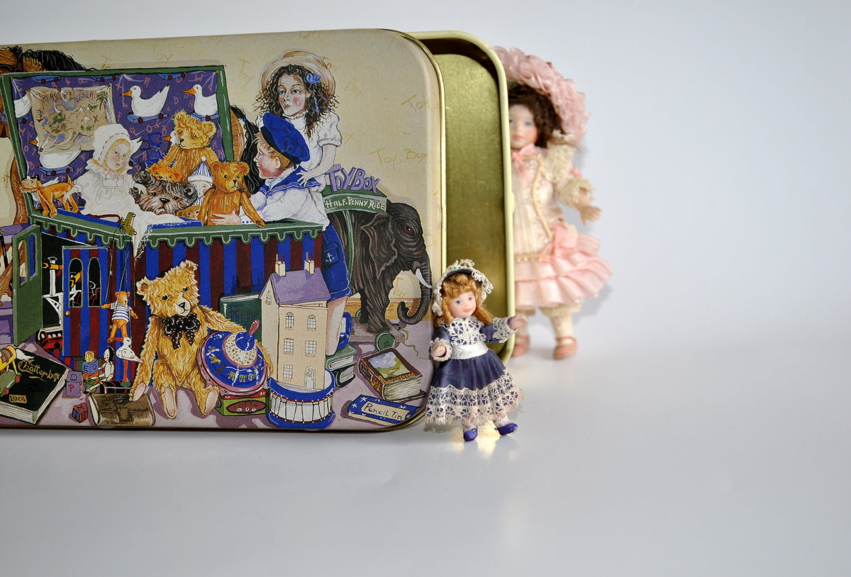 Estate Treasure: Toy Shop Doll's Doll by Diane Yunnie