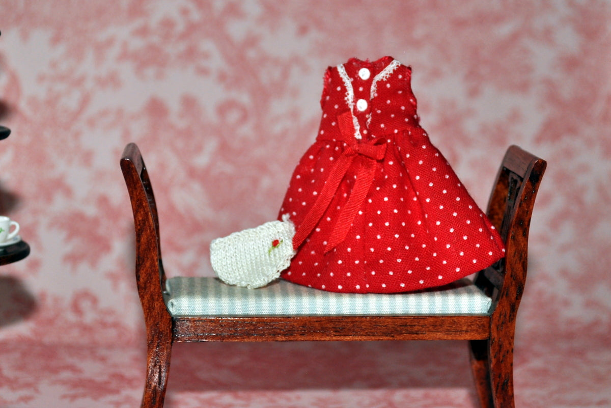 Little Girl's Dress Set # 1 by Andre Green