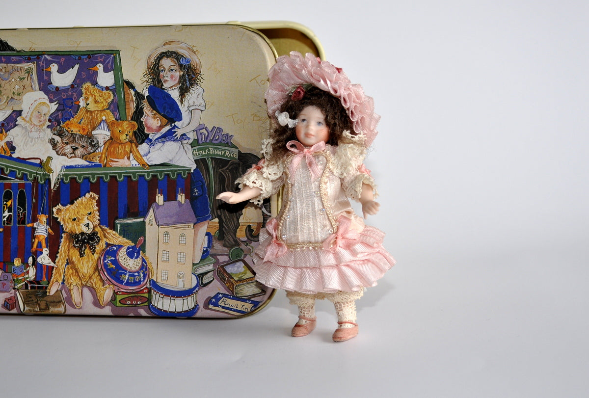 Estate Treasure: Victorian Girl by Sunday Dolls