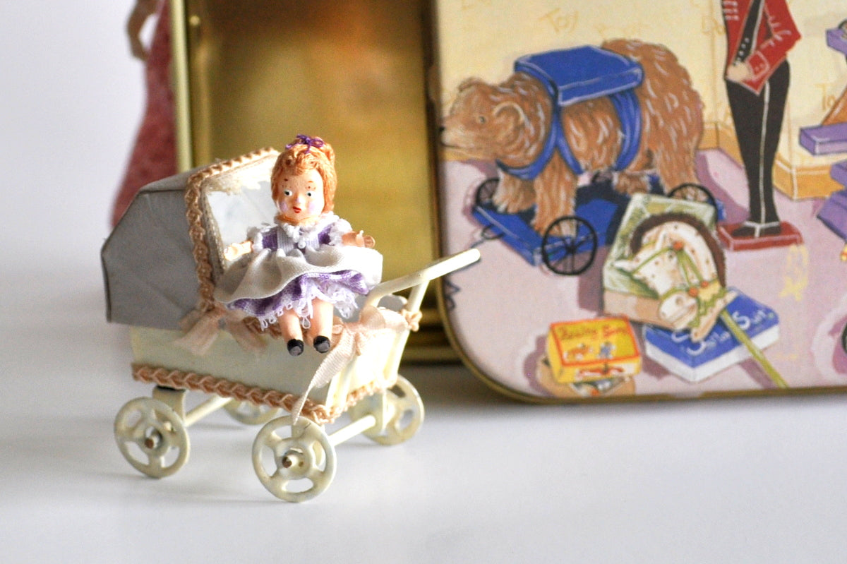 Estate Treasure: Doll's Doll by D. Smolik