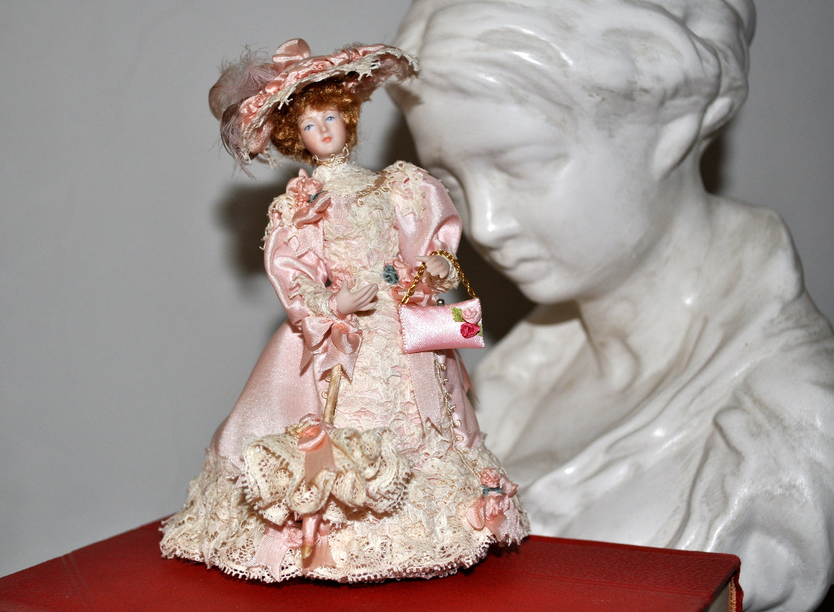 ESTATE TREASURE: Victorian Lady by Sunday Dolls