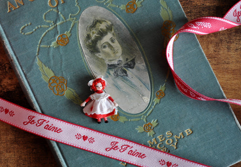 Estate Treasure: Raggedy Ann Doll's Doll by Ethel Hicks