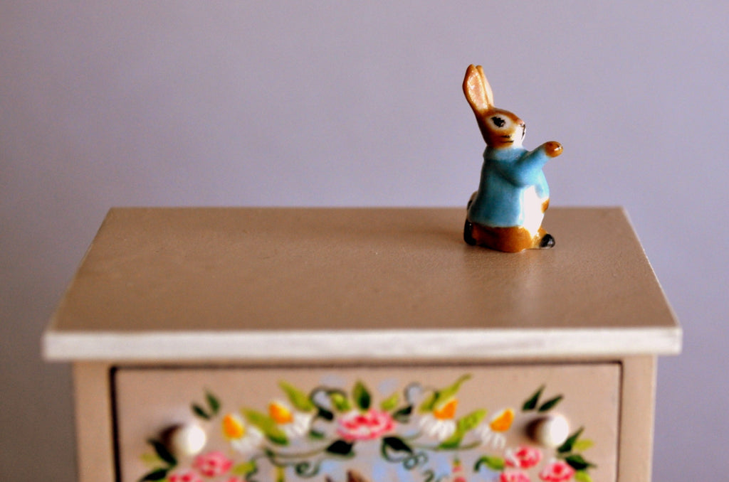 Storybook Character Figurine # 13 by Elmarie Wood-Callander