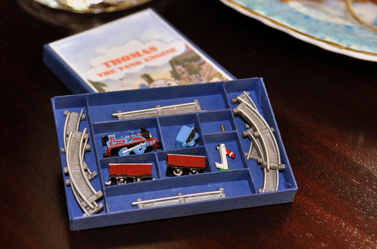 ESTATE TREASURE: Thomas Train Set by Andrew Pearce