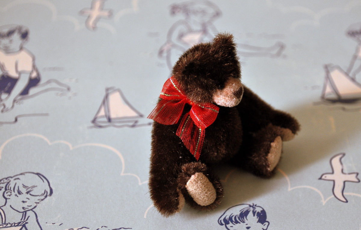 ESTATE TREASURE: Bart the Teddy by Lisa Lloyd
