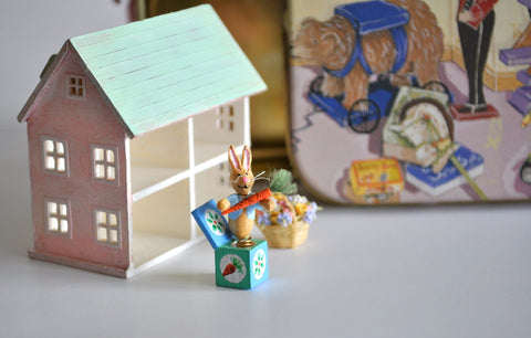 Estate Treasure: Storybook Character in a Box