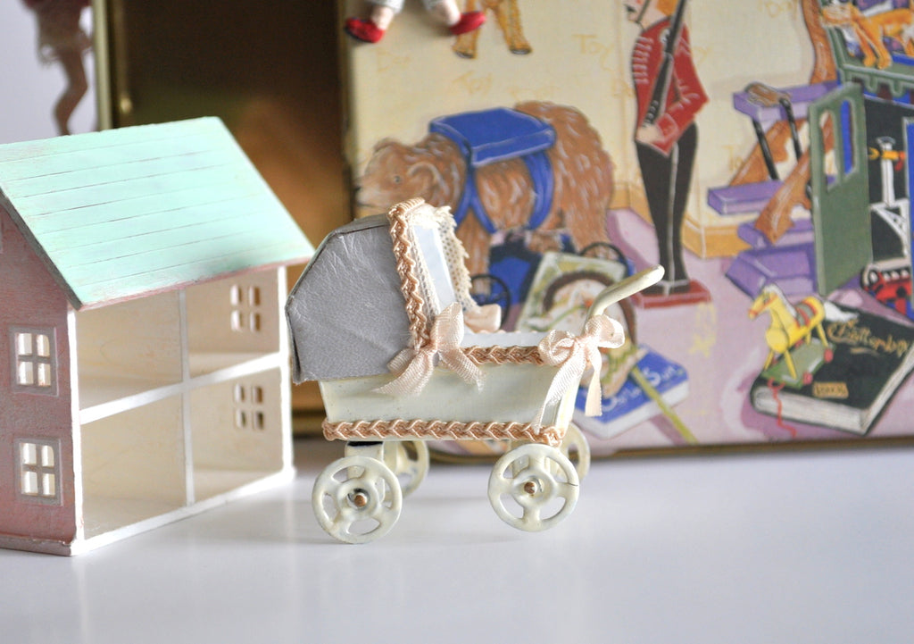 Estate Treasure: Toy Shop Pram