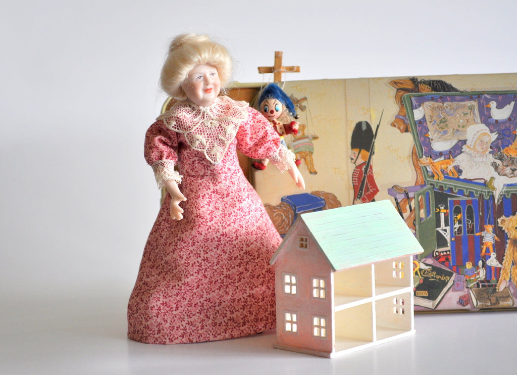 Estate Treasure: Mary the Shop Assistant