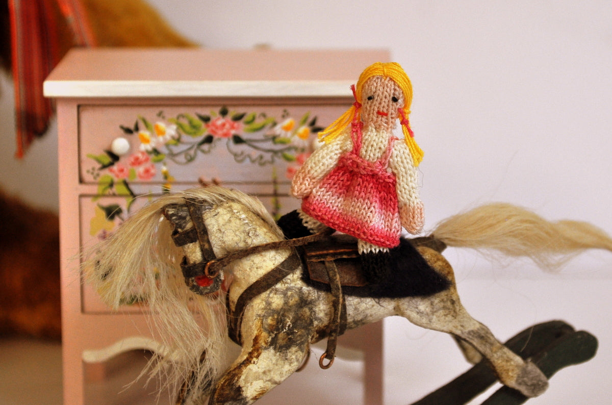 Tiny Doll's Doll No. II by Jenny Tomkins