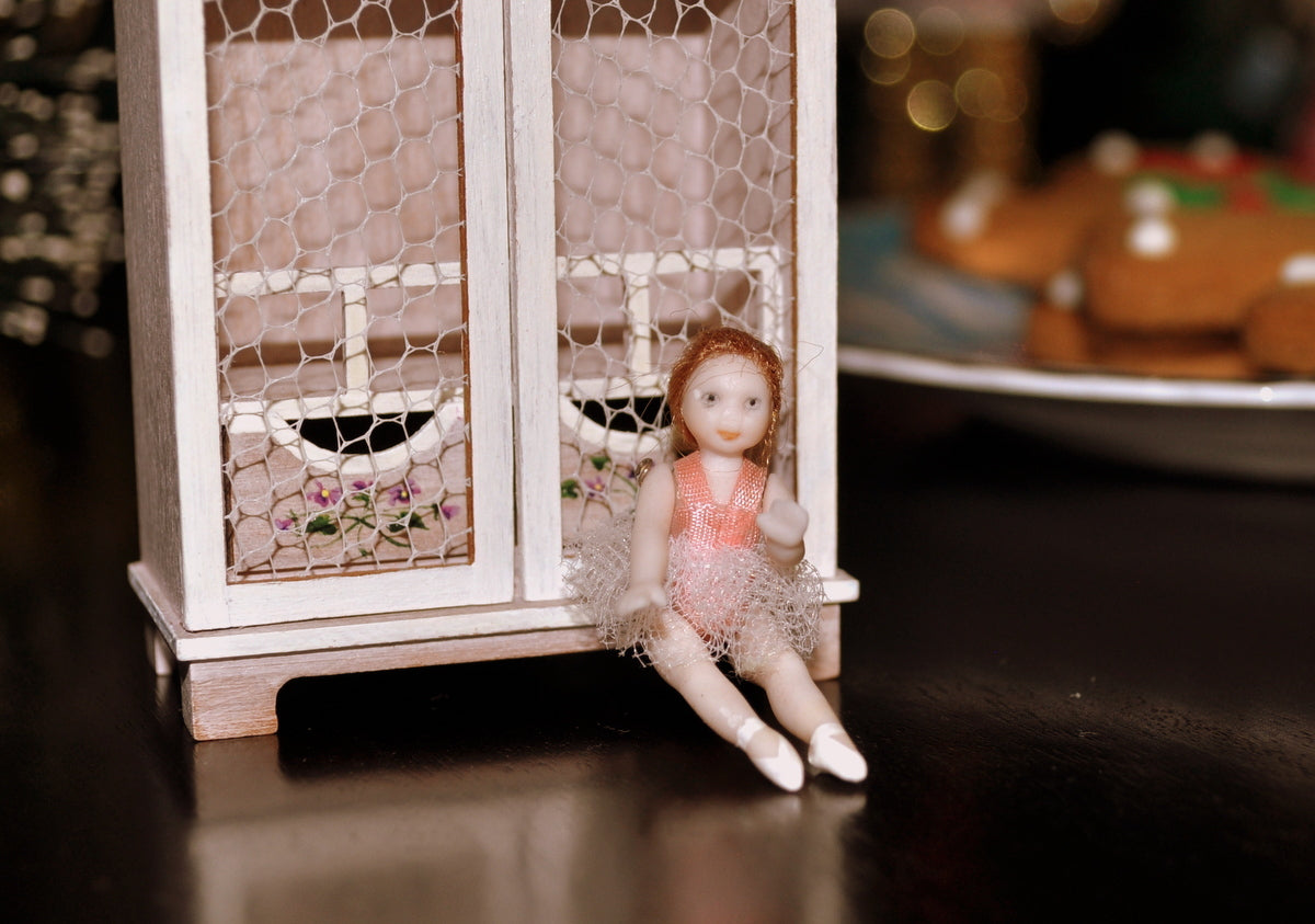 Estate Treasure: Ballerina Doll's Doll