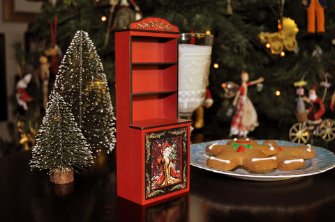 Estate Treasure: Christmas Cupboard by Karen Markland