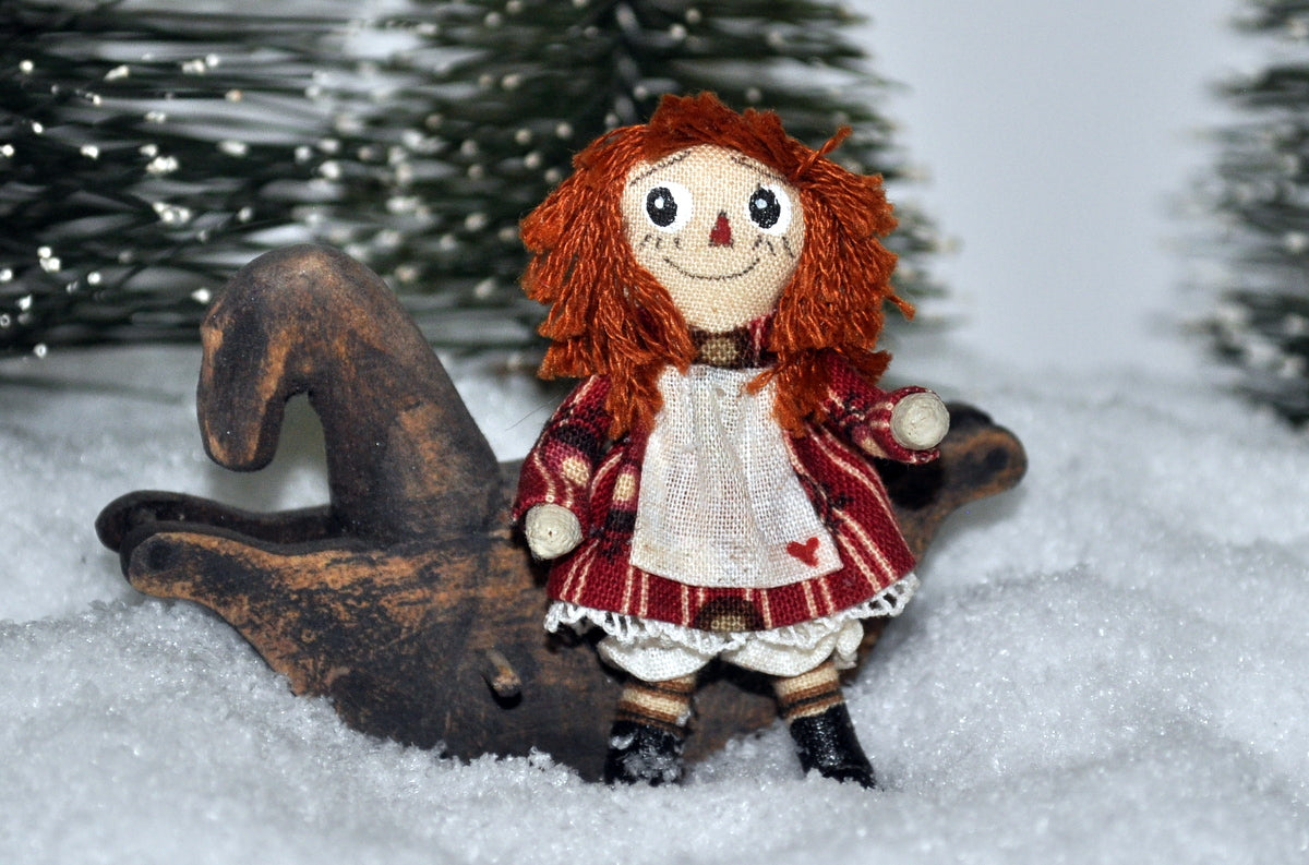 ESTATE TREASURE: Raggedy Ann by Carol Spence