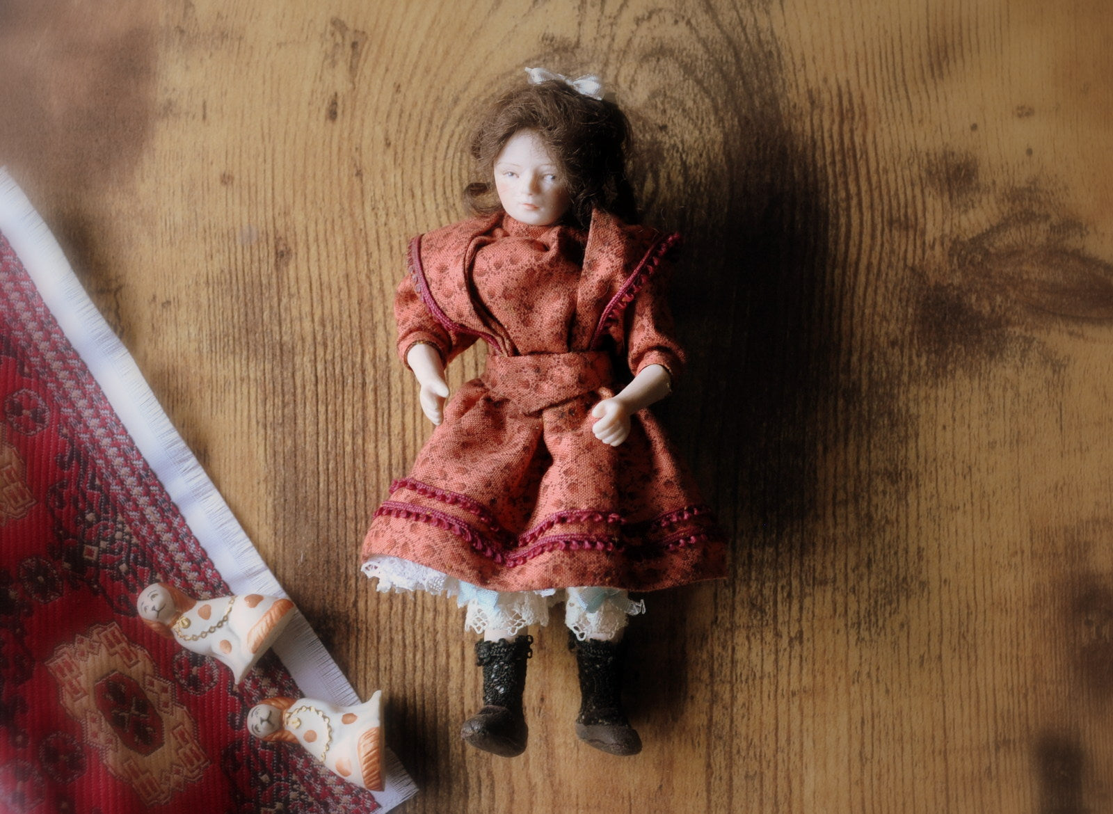 ESTATE TREASURE: Older Girl by Sunday Dolls