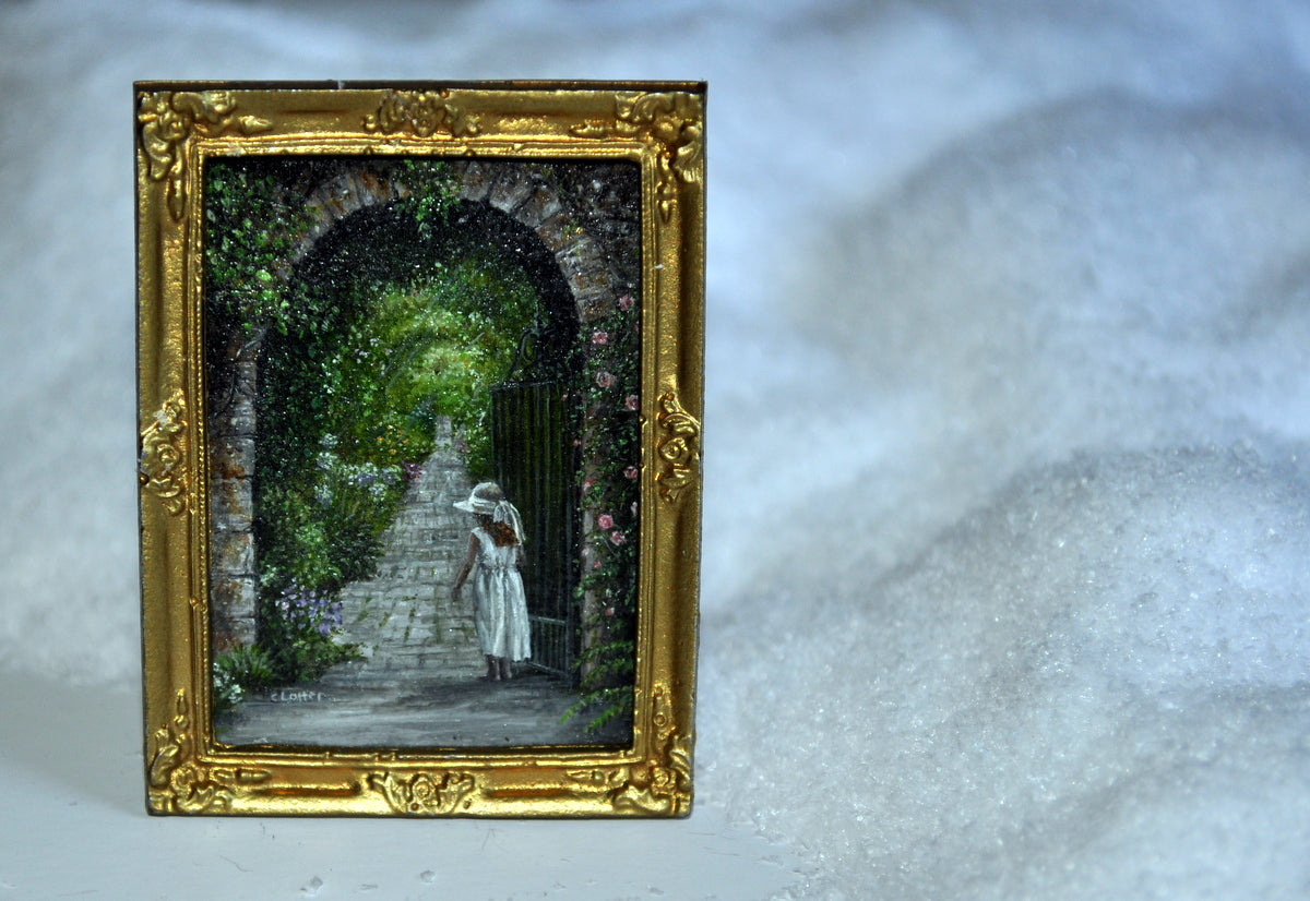 """The Secret Garden"" by Cindy Lotter"