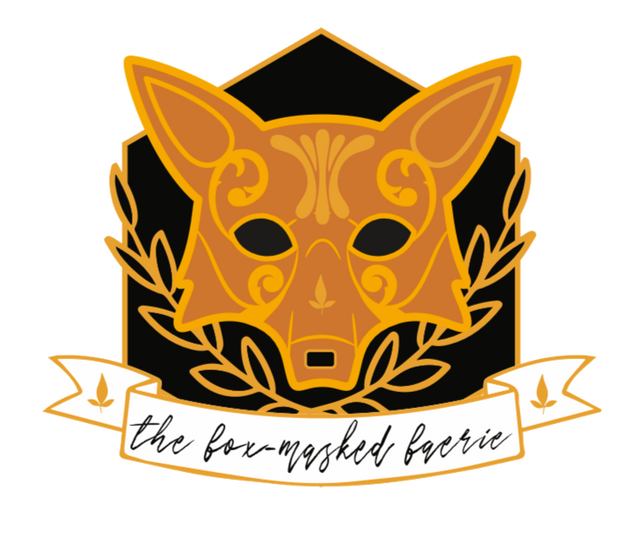 The Fox Masked Faerie - Wicked Creatures Box