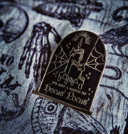 Hocus Pocus Pin by Alchemy & Ink