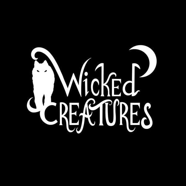 Book Box + Candle - Wicked Creatures Box