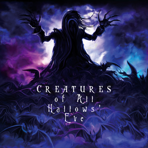 Creatures the All Hallows' Eve - Wicked Creatures Box