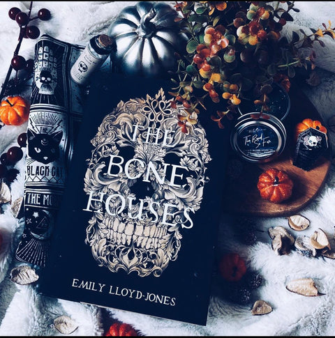 The Bone Houses by Emily Lloyd-Jones with signed book plate - Wicked Creatures Box