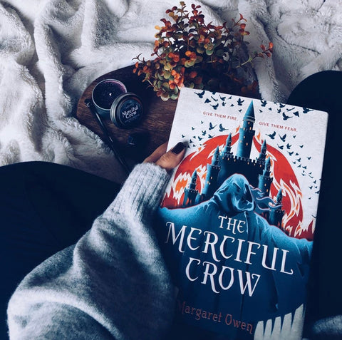 The Merciful Crow with signed bookplate - Wicked Creatures Box