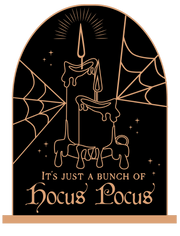 Hocus Pocus Pin by Alchemy & Ink - Wicked Creatures Box