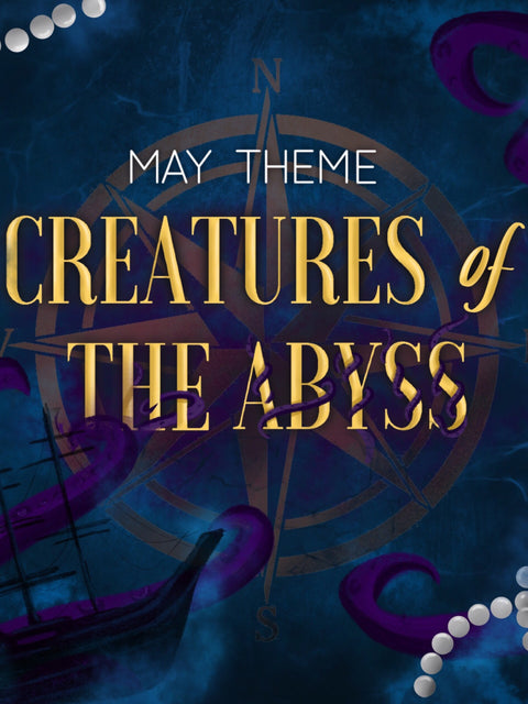 Creatures of the Abyss Box - Wicked Creatures Box
