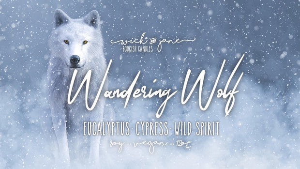 Wandering Wolf - Wicked Creatures Box