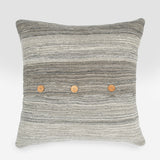 Gradient Textured Knit Pillow Cover