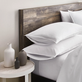 Luxe Essential Sateen Duvet Cover In White