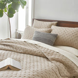 Quilted Coverlet, modern bedding