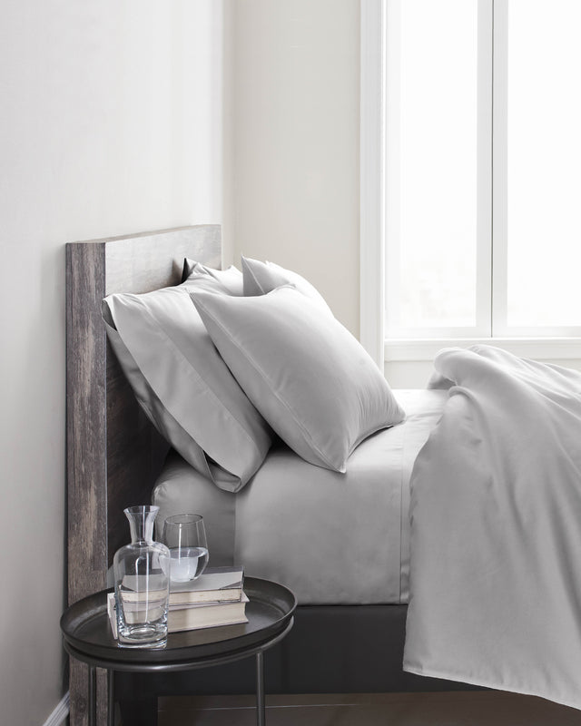 Classic Essential Percale Duvet Cover