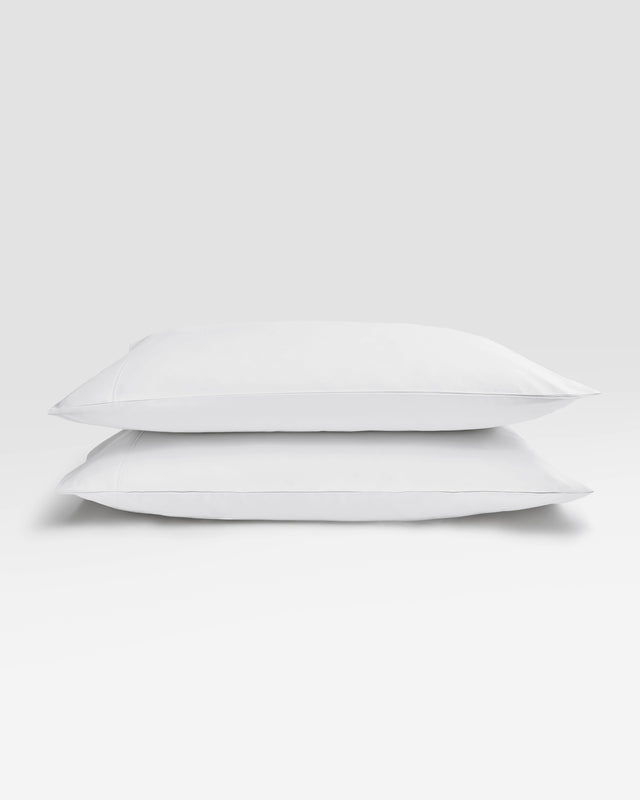 Luxe Essential Sateen Pillowcase, modern bedding