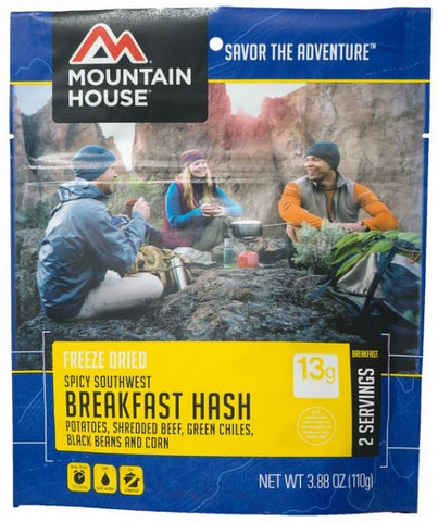 Spicy Southwest Breakfast Hash