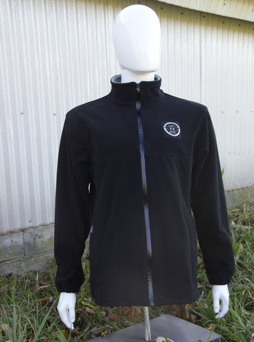 Men's jacket front view
