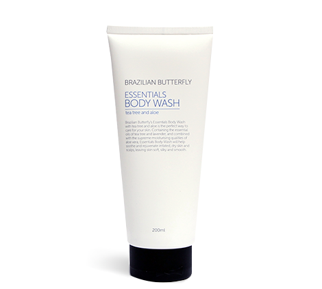 Essentials Body Wash