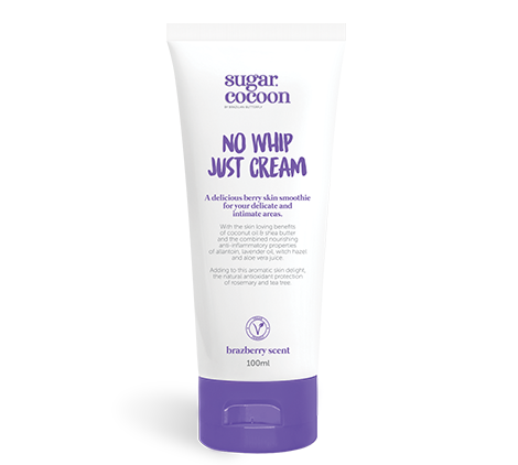 "Sugar Cocoon ""No Whip, Just Cream"" Body Lotion"