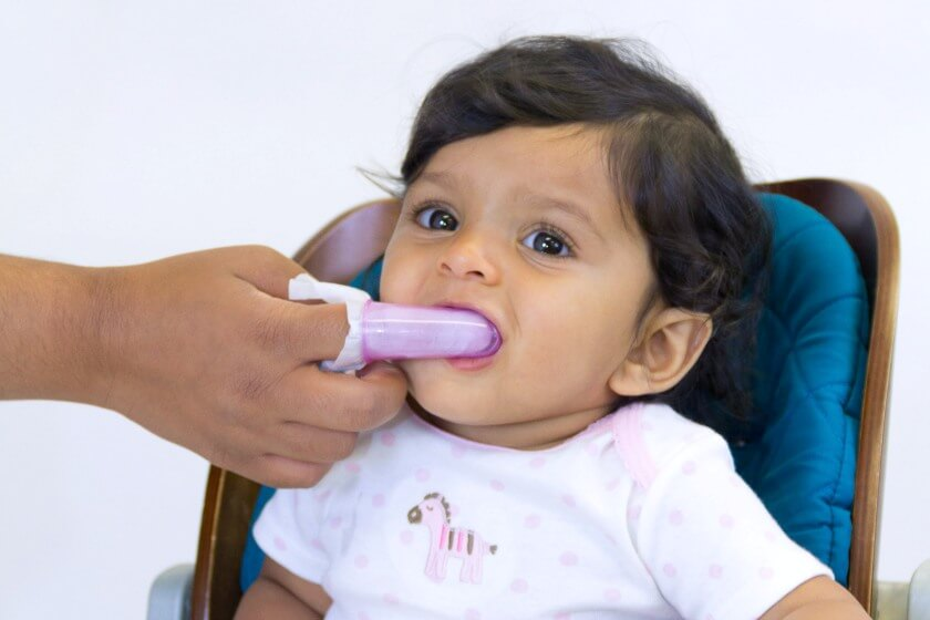 Take The Bite Out Of Teething!