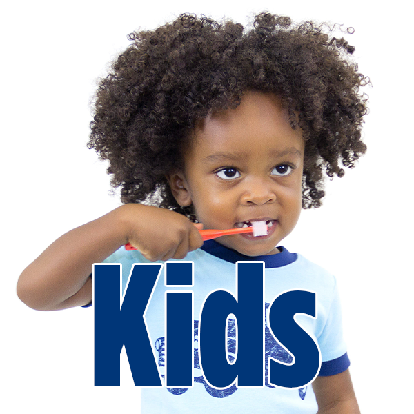 Kids Toothbrushes from Brilliant Oral Care