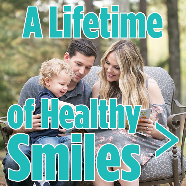 A Lifetime of Healthy Smiles | Brilliant Oral Care