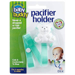 Bear Pacifier Holder