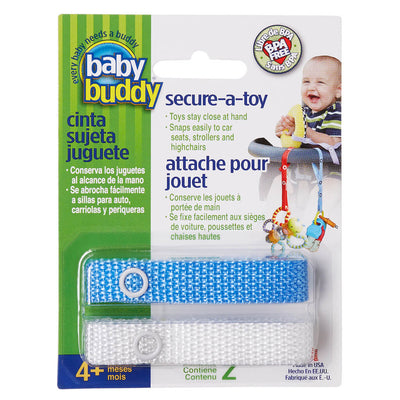 Secure-A-Toy 2ct