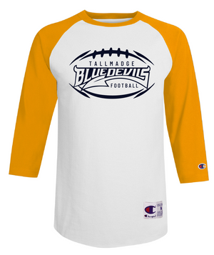 Tallmadge Blue Devil Football Shirt