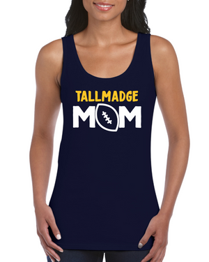 Tallmadge Mom Solid Tank